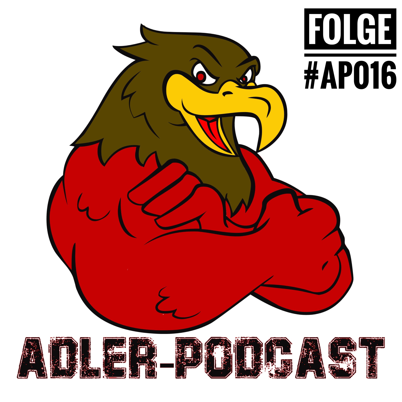 #AP016 - Kufencracks und Bodychecks - Zu Gast die Abteilungsleiter von SGE Eishockey