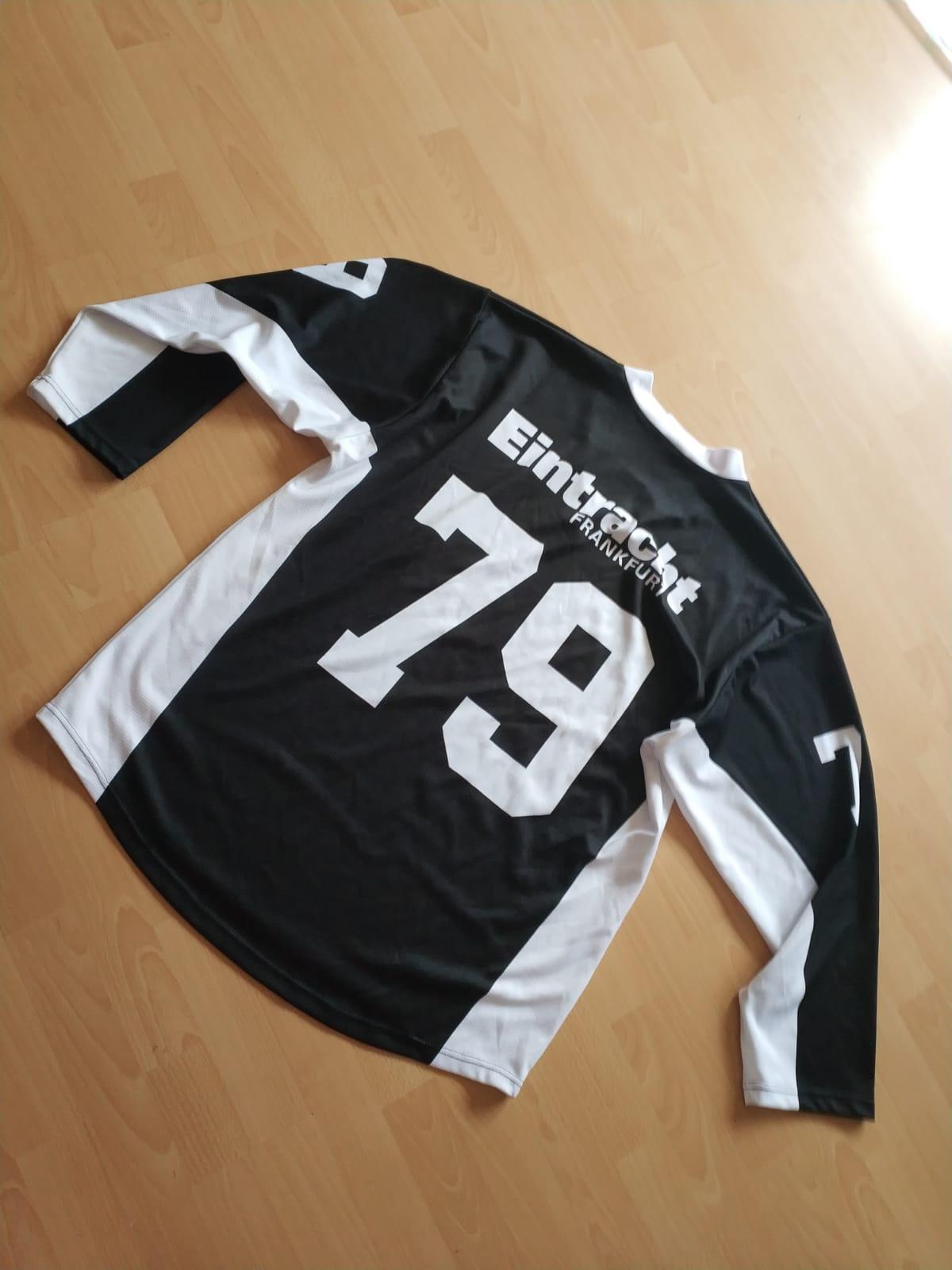 Verlosung Matchworn Trikot von der Eintracht Frankfurt Eishockey Abteilung