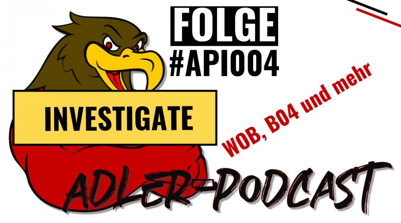 #API004 – WOB, B04 und mehr