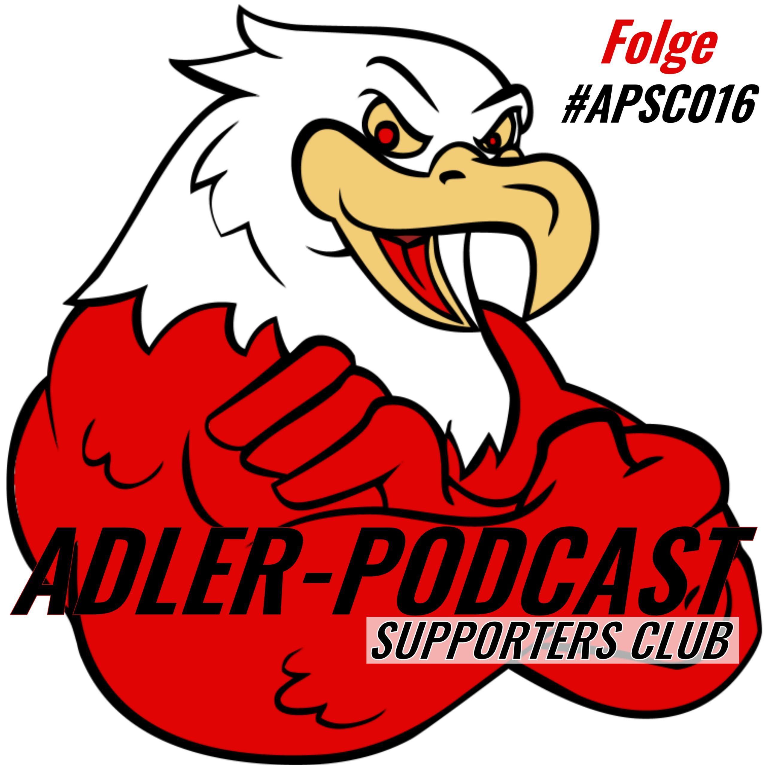 Adler-Podcast Special: Patreon-Folge #APSC016 (Free4All)