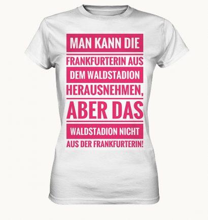 Waldstadion Shirt Damen